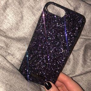 •Brand new sparkle 8 plus case•
